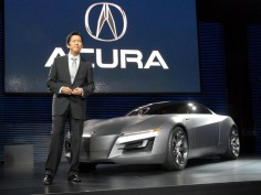 Acura design director Jon Ikeda promoted VP and General Manager for North America