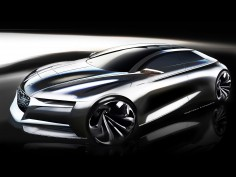 Citroën Divine DS Concept: design video and new photos