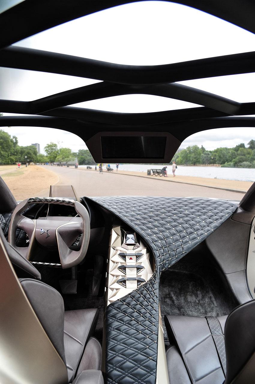 BMW M8 2015 >> Citroen Divine DS Concept Interior - Car Body Design