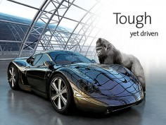 Corning to introduce Gorilla Glass on cars