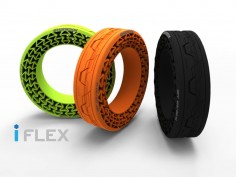 Hankook announces advances in airless tires development