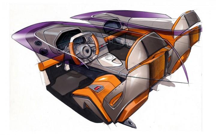 concept cars on auction 2005 lamborghini concept s car body design. Black Bedroom Furniture Sets. Home Design Ideas