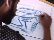 Lexus designer explains how to sketch a car