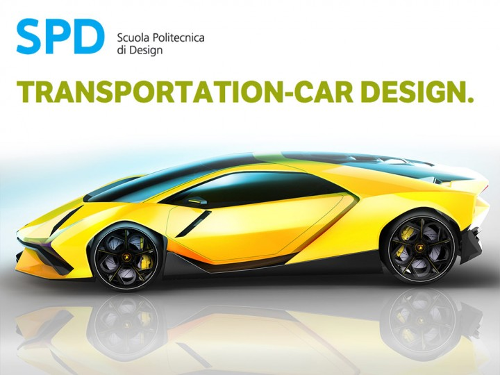 win 2 scholarships for 2015 2016 spd master in car design in collaboration with vw - Car Design