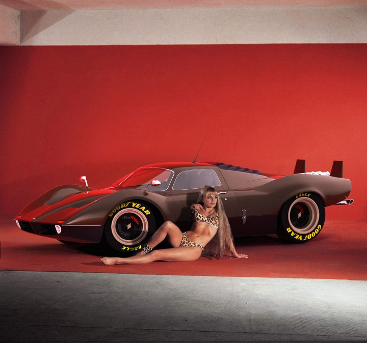 What if the Pagani Zonda was a supercar from the 1980s? - Car Body ...