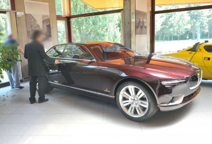 Bertones Collection Goes On Auction Car Body Design