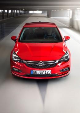 Opel astra glp 2016