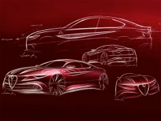 Alfa Romeo Giulia: design video
