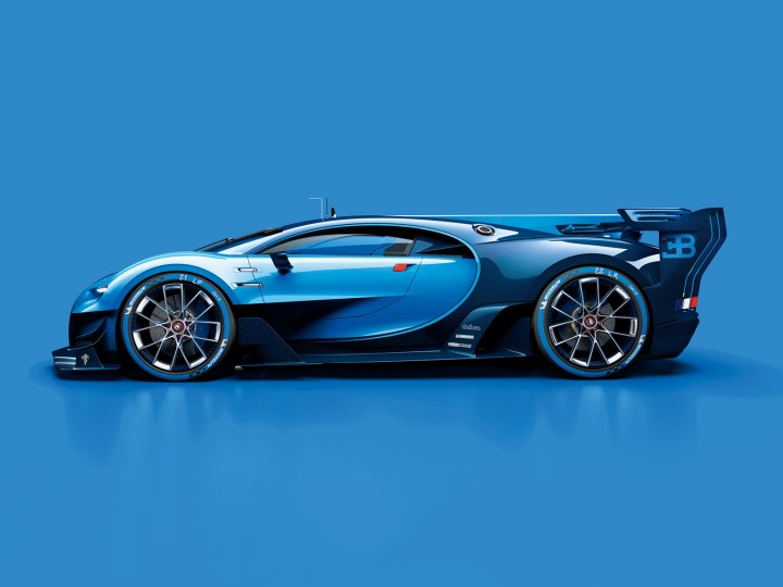 bugatti reveals its vision gran turismo concept car body design. Black Bedroom Furniture Sets. Home Design Ideas