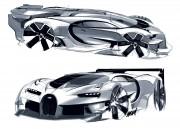 Bugatti Vision Gran Turismo Concept: Design Gallery