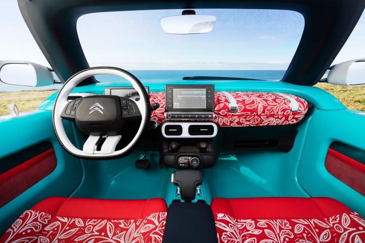 Citro n cactus m concept car body design for M concept interior design