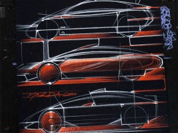 Mazda Design Sketches by Jacques Ostiguy