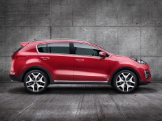 Kia unveils the new Sportage