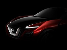 Nissan teases Crossover Concept