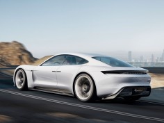 Porsche Head of Design on the Mission E Concept