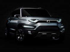 SsangYong previews XLV-Air and XAV-Adventure Concepts