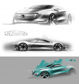 Concept Design Sketches by Slavomir Ozanik