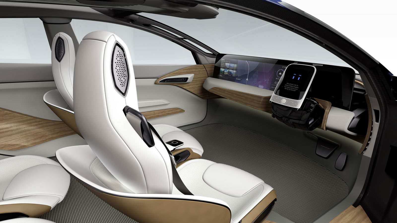 nissan ids concept envisions the future of autonomous evs car body design. Black Bedroom Furniture Sets. Home Design Ideas