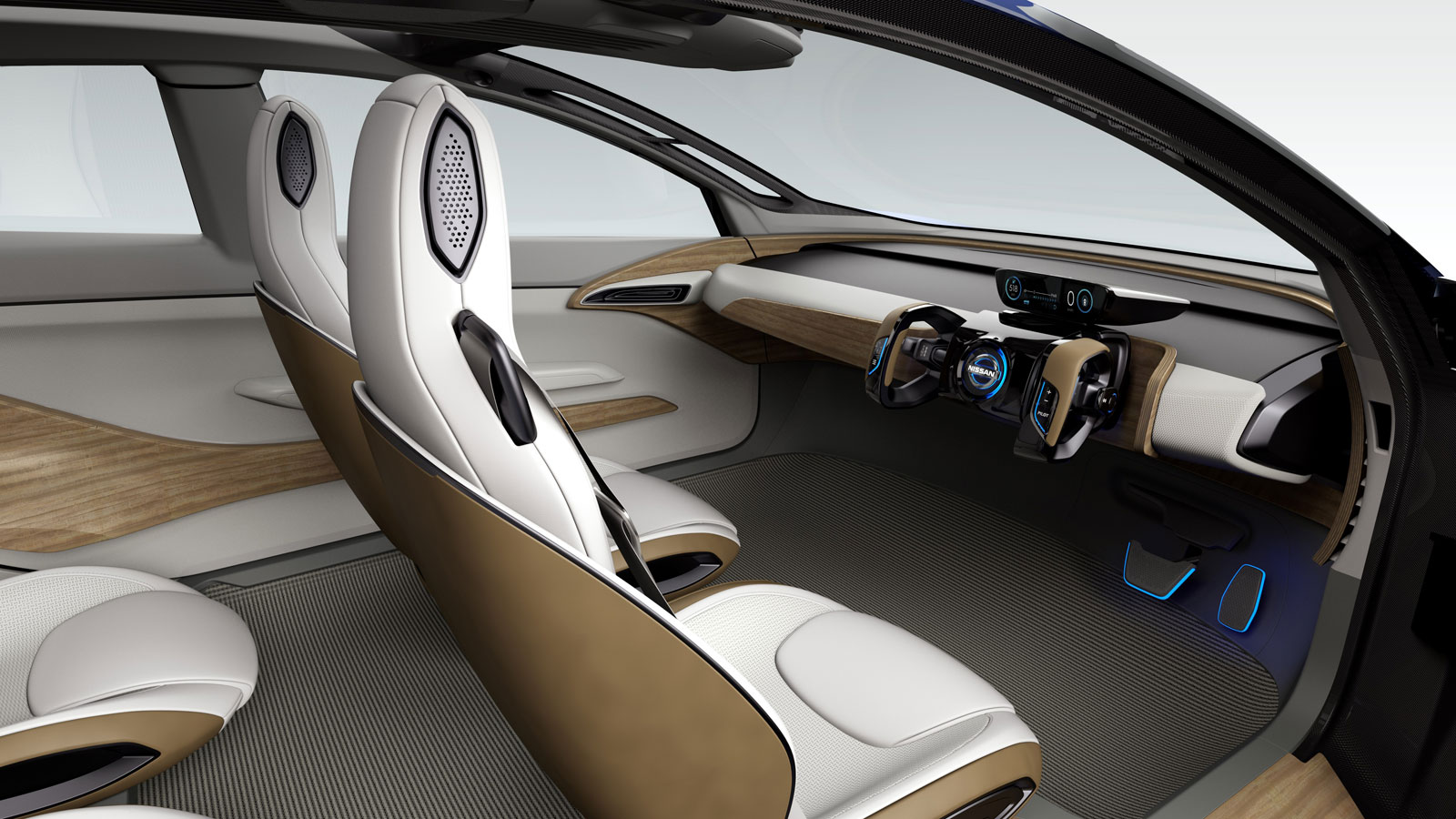 nissan ids concept interior car body design. Black Bedroom Furniture Sets. Home Design Ideas