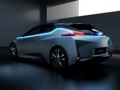 Nissan IDS Concept envisions the future of autonomous EVs