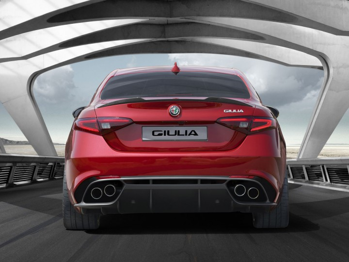 Alfa Romeo designers on the inspiration behind the Giulia