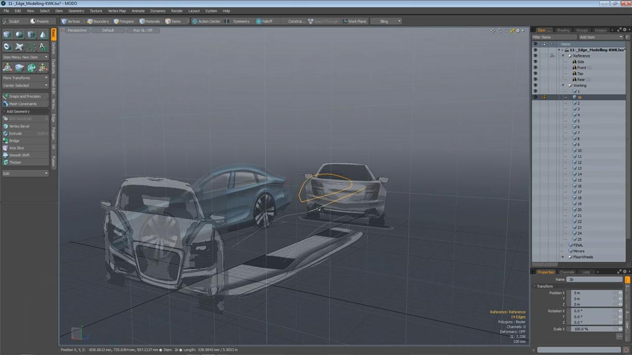 Concept car 3d polygon model blueprint setup modo 901 screenshot concept car 3d polygon model blueprint setup modo 901 screenshot malvernweather Images