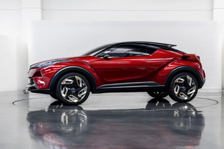 scion c hr concept car body design. Black Bedroom Furniture Sets. Home Design Ideas