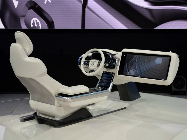 Volvo unveils Concept 26 interior design study Car Body Design