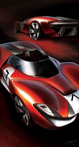 Viscom 4 Design Sketch Renders By Aaron Jaryong Koo