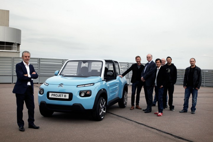 Cheery Electric Car