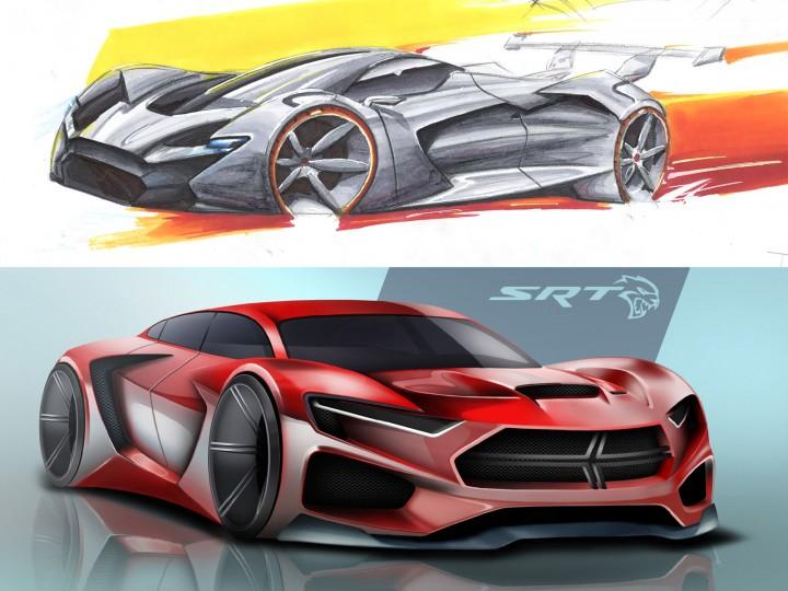fca us drive for design contest the winners car body design