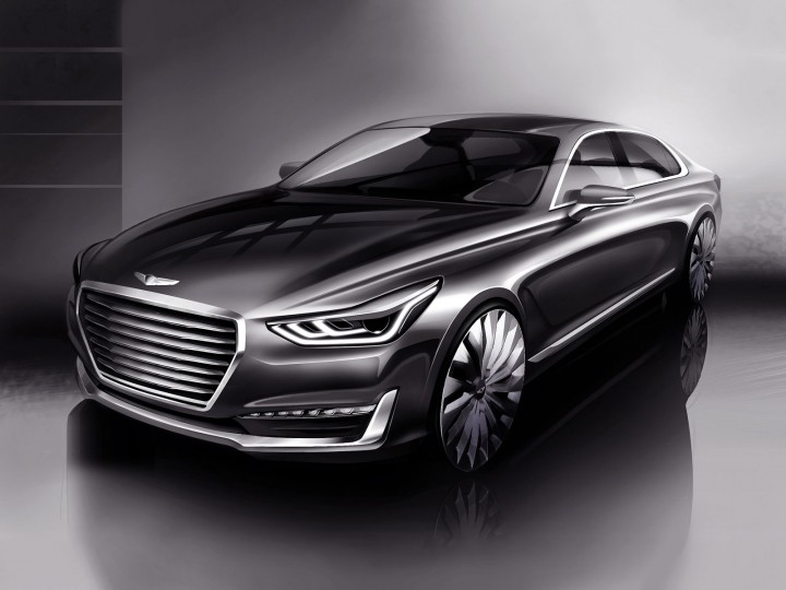 Manfred Fitzgerald to lead Hyundai's Genesis brand
