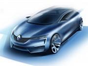 Renault Mégane: design gallery
