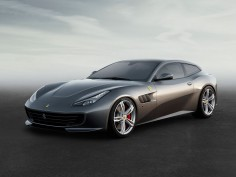 Ferrari GTC4Lusso: the design