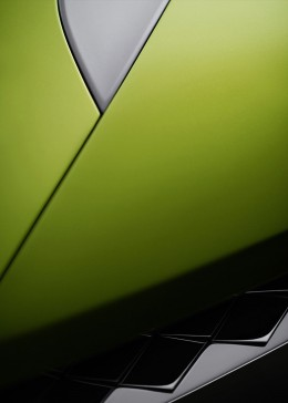 DS E-Tense Concept - Body surfacing detail