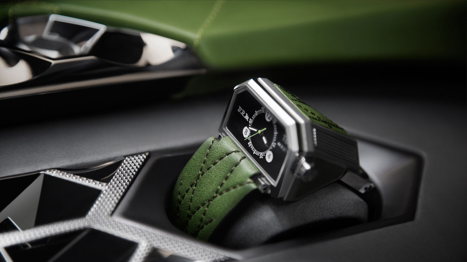 Ds E Tense Concept Interior Watch Detail Car Body Design