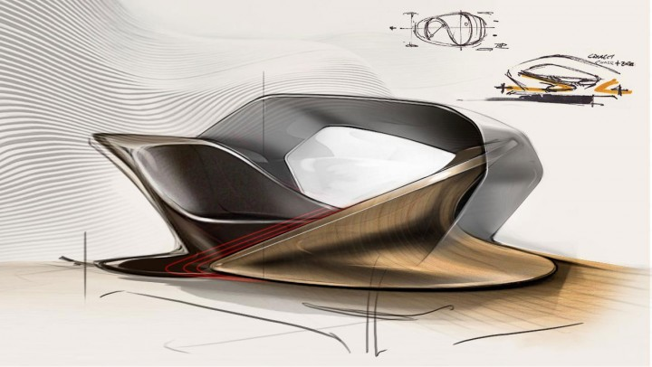 ied s shiwa is an origami inspired self driving vehicle car body design. Black Bedroom Furniture Sets. Home Design Ideas