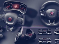 Automotive Interiors - Steering Wheels
