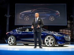 GM Design Chief Ed Welburn retires