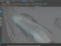 Car-3D-modeling-in-Maya-Tutorial---Screenshot