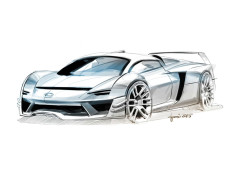 Lexus-Supercar-Concept-Design-Sketch-by-Lassi-Kaikkonen