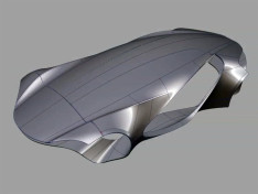 Technical-Surfacing-in-Autodesk-Alias---Class-A-NURBS-Model