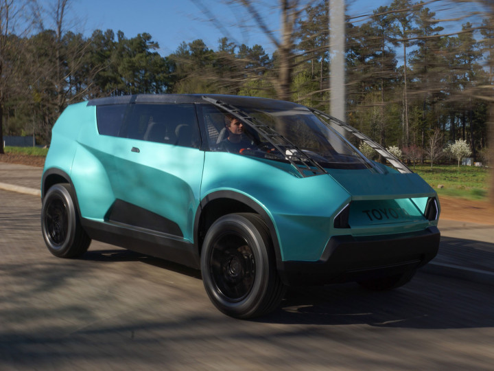 Toyota uBox is a Gen-Z Focused Concept
