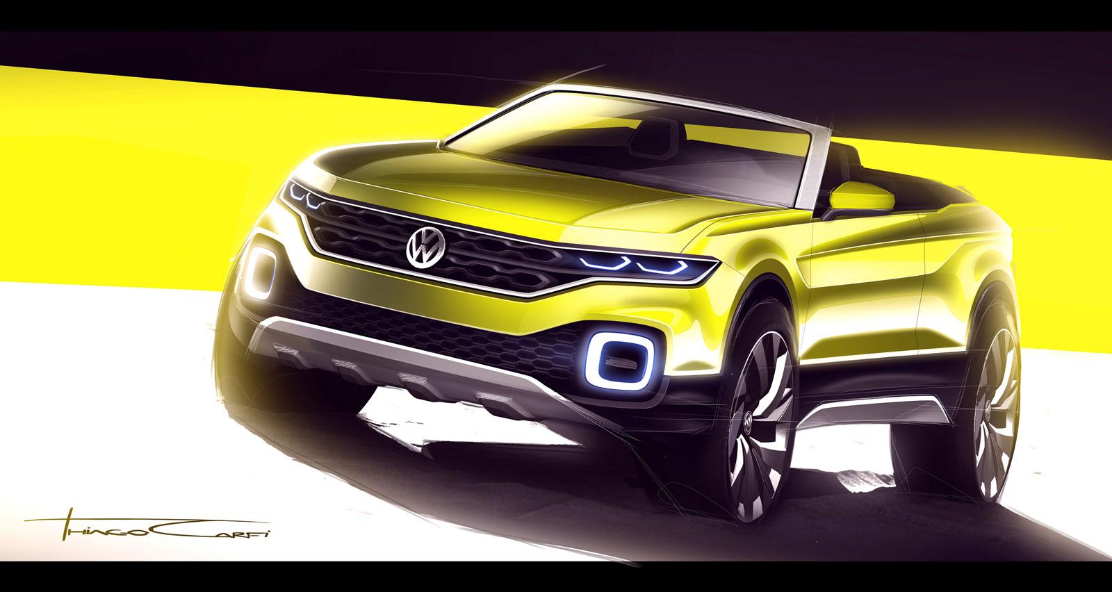 volkswagen t cross breeze concept car body design. Black Bedroom Furniture Sets. Home Design Ideas