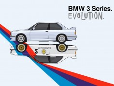 The Evolution of the BMW 3 Series in video