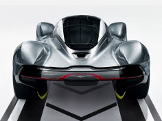 Aston Martin and Red Bull Racing reveal road-legal hypercar