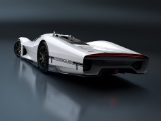 Porsche 908-04 Concept: the long tail is back