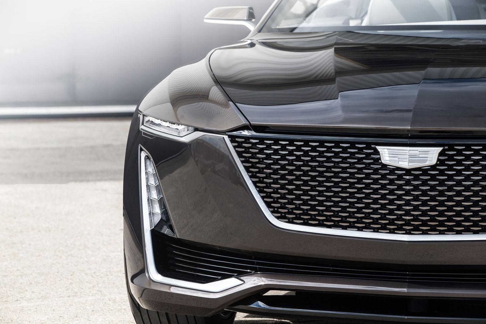 Cadillac Escala Concept - Car Body Design