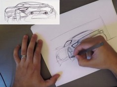Improve Your Sketching By Being A Copycat