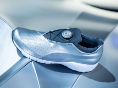 BMW DesignWorks and Puma create shoe inspired by the Gina Concept